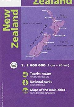 Livres Couvertures de 85124 NOUVELLE-ZELANDE  1/2M