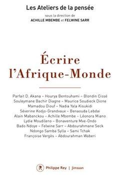Livres Couvertures de Ecrire l'Afrique-Monde