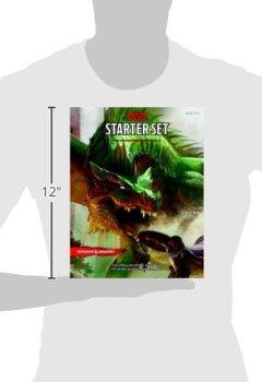 Livres Couvertures de Wizards Of The Coast - Dungeons & Dragons 5ème Edition : Starter Set