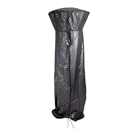 Our Full Length Outdoor Patio Heater Vinyl Cover is constructed of heavy 10 guage, felt lined vinyl. This attractive cover zips open and closed with ease and extends the entire height of  your patio heater. Protect your patio heater investment agains...