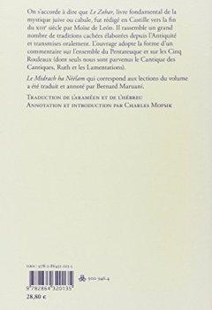 Livres Couvertures de Le Zohar, tome 1