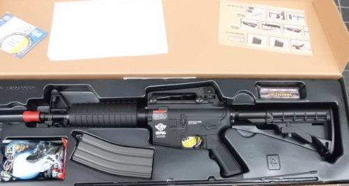 G&G CM16 Carbine Light BK 電動ガン /カービンライト