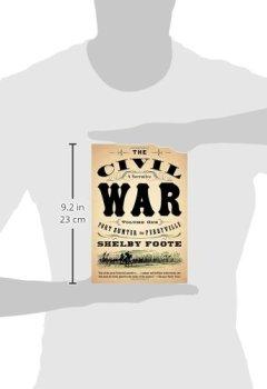 Buchdeckel von 001: The Civil War: A Narrative: Volume 1: Fort Sumter to Perryville (Vintage Civil War Library)