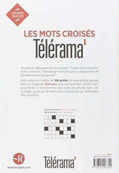 Livres Couvertures de Les mots croisés Télérama
