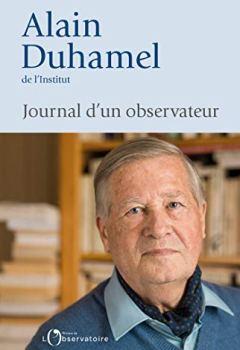 Livres Couvertures de Journal d'un observateur