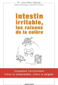 Livres Couvertures de Intestin irritable, les raisons de la colère