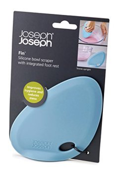 Portada del libro deJoseph Joseph Fin cuenco rasqueta, silicona, color azul