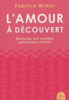 Livres Couvertures de L'Amour à découvert