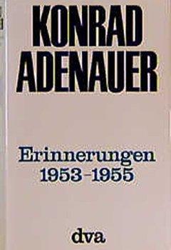 Livres Couvertures de Erinnerungen 1953-1955 : Band 2