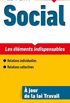 Livres Couvertures de Le Petit Social 2017 - Les éléments indispensables