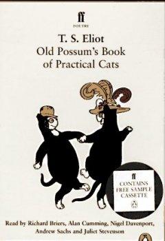 Cover von Old Possum's Book of Practical Cats (Audio, Faber)