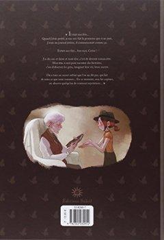 Livres Couvertures de Les Carnets de Cerise T02 - Le Livre d'Hector - Fauve d'Angoulême - Prix jeunesse 2014