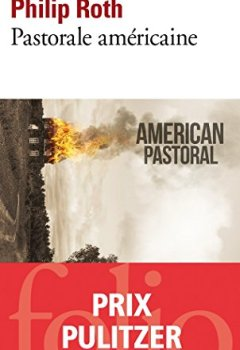 Livres Couvertures de Pastorale américaine