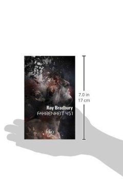 Livres Couvertures de Fahrenheit 451