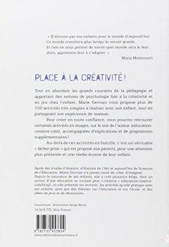 Livres Couvertures de Libérons la créativité de nos enfants