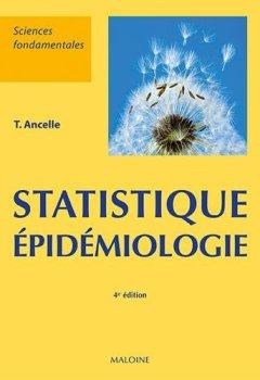 Livres Couvertures de Statistiques épidemiologie