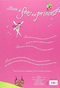 Livres Couvertures de Histoires de fees et de princesses