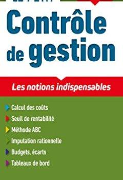 Livres Couvertures de Le petit Contrôle de gestion 2018 - 9e éd. - Les notions indispensables