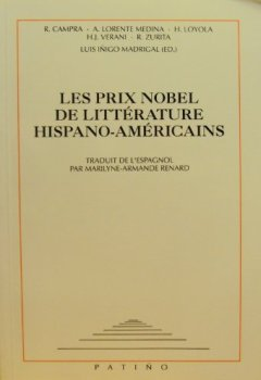Livres Couvertures de Prix nobels de littérature