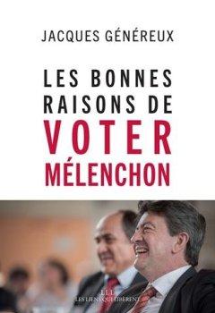 Livres Couvertures de Les bonnes raisons de voter Mélenchon