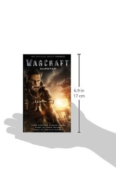 Livres Couvertures de Warcraft: Durotan: The Official Movie Prequel