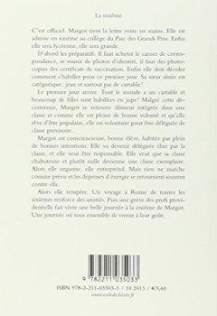 Livres Couvertures de La Sixième