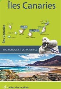 Livres Couvertures de Carte Zoom 125 Iles Canaries