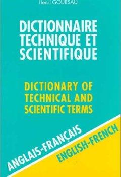 Livres Couvertures de Dictionnaire Technique et Scientifique, 80 000 traductions (anglais/français)-