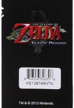 Livres Couvertures de Zelda porte-clés métal Shield