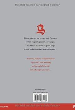 Livres Couvertures de 50 ans, 50 entrepreneurs français en Chine