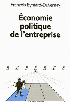 Livres Couvertures de Économie politique de l'entreprise