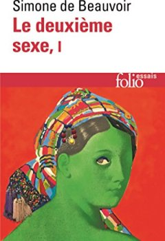 Livres Couvertures de Le deuxième sexe (Tome 1) - Les faits et les mythes