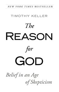 "Cover of ""The Reason for God: Belief in a..."