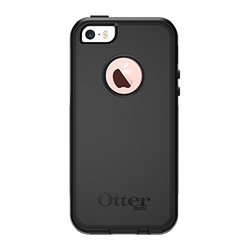 OtterBox-COMMUTER-SERIES-Case-for-iPhone-55sSE-Frustration-Free-Packaging-BLACK