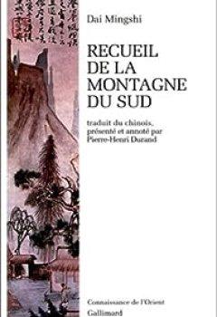 Livres Couvertures de Recueil de la montagne du sud