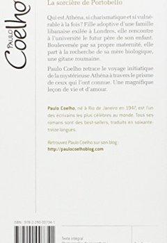 Livres Couvertures de La sorcière de Portobello