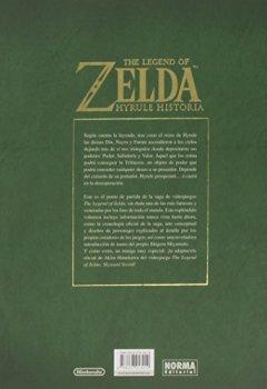 Portada del libro deThe Legend Of Zelda. Hyrule Historia (CÓMIC MANGA)