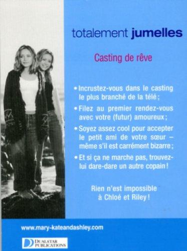 Totalement jumelles, Tome 14 : Casting de rêve