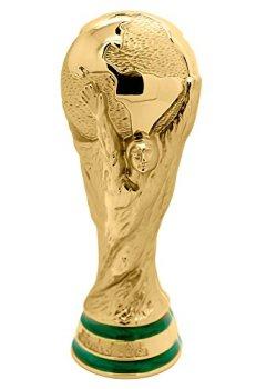 Livres Couvertures de FIFA World Cup 2018 - Réplique du trophée de la Coupe du Monde