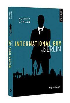 Livres Couvertures de International guy - tome 8 Berlin