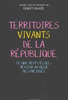 Livres Couvertures de Territoires vivants de la République