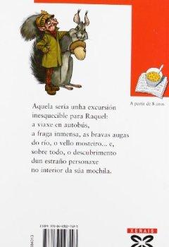 Portada del libro deNo corazón do bosque (Infantil E Xuvenil - Sopa De Libros - De 8 Anos En Diante)