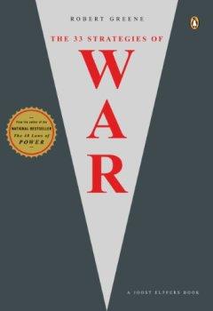 Buchdeckel von The 33 Strategies of War (Joost Elffers Books)