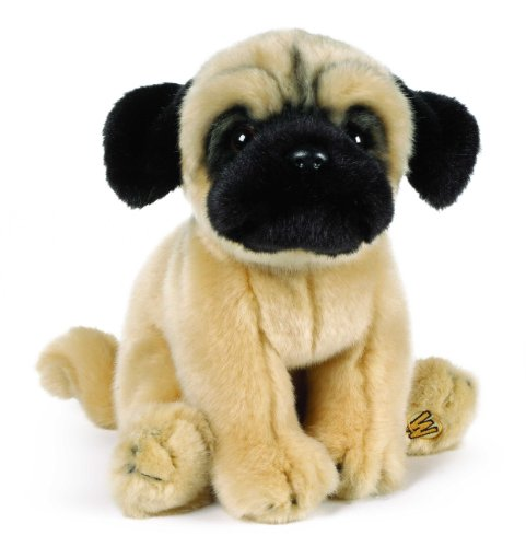 Webkinz Smaller Signature Pug