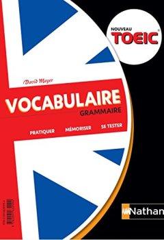 Livres Couvertures de TOEIC® Grammaire - Vocabulaire