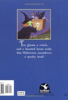 Livres Couvertures de Ten Timid Ghosts