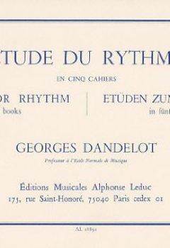 Livres Couvertures de ETUDE DU RYTHME VOLUME 2
