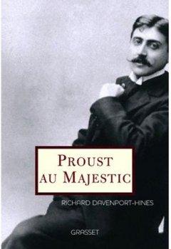 Livres Couvertures de Proust au Majestic