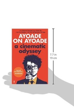 Livres Couvertures de Ayoade on Ayoade: A Cinematic Odyssey