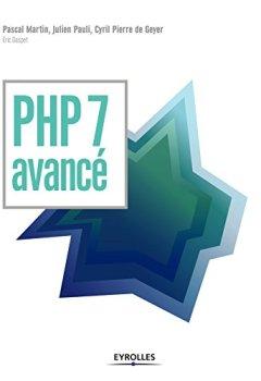 Livres Couvertures de PHP 7 avancé
